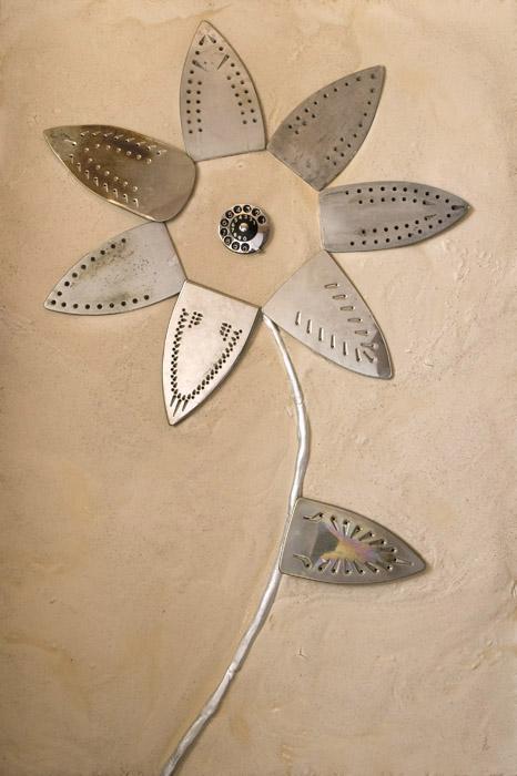 Flor de planchas