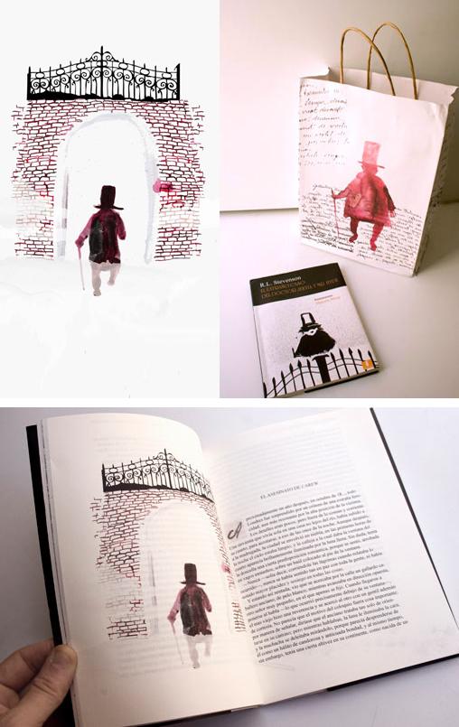 Ilustración y producto