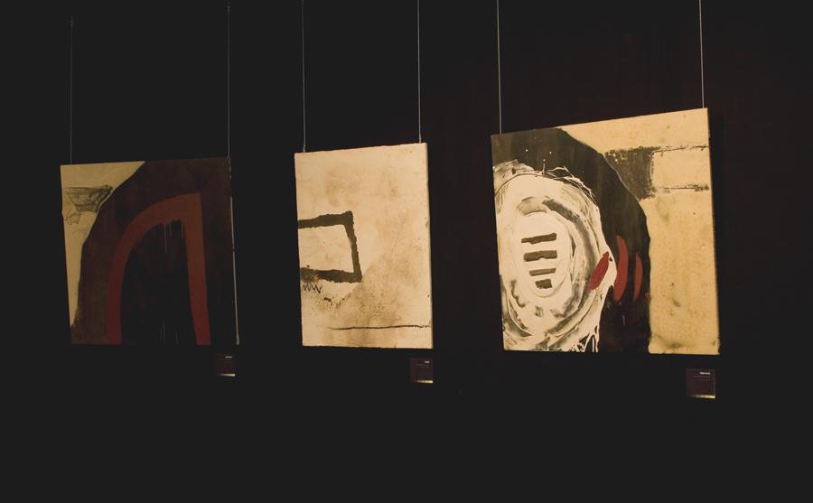 Exposición Los Principios del Arte