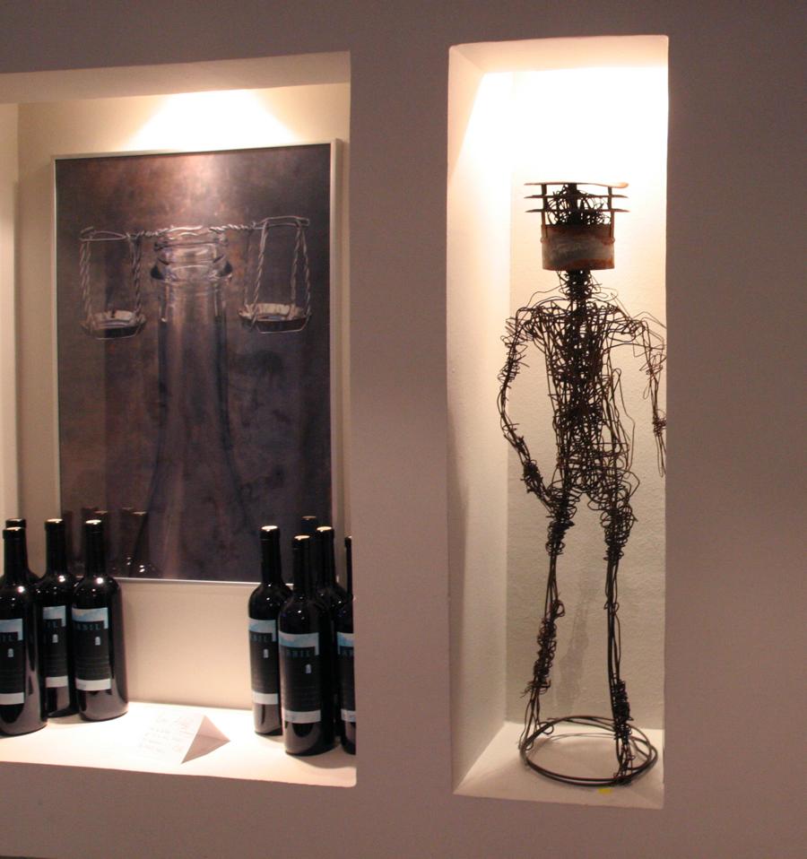 Exposición-Cata de vino Granada