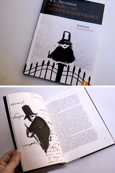 ilustracion libro