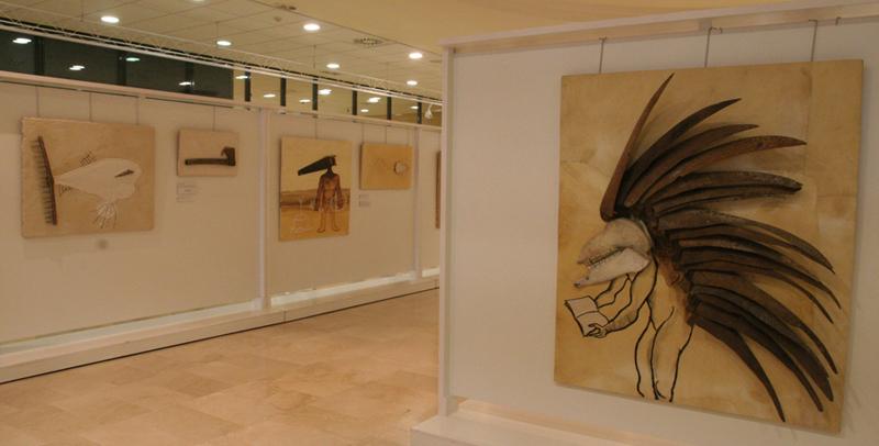 Exposición Se abre la Veda